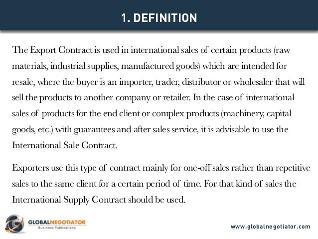 sample terms and conditions sales of goods