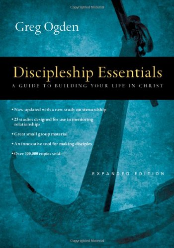 real life discipleship training manual pdf