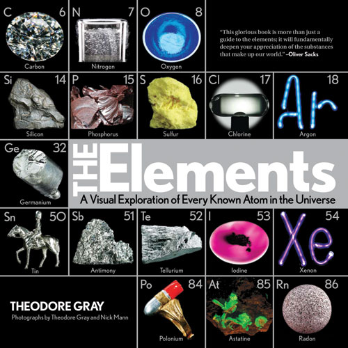 the elements theodore gray pdf