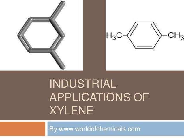 uses and application of xylene