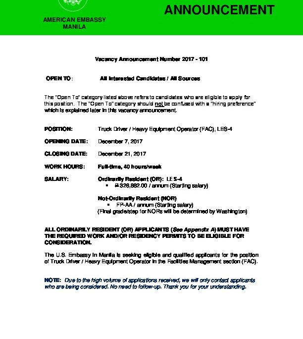 truck driver job description pdf