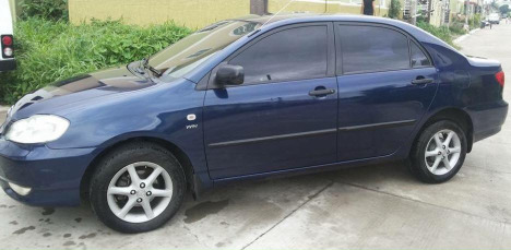 toyota corola manual 1.3 2e