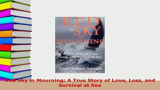 red sky in mourning pdf