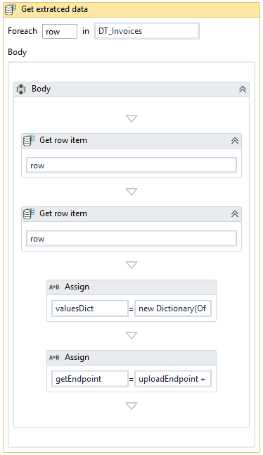 uipath add to dictionary using assign