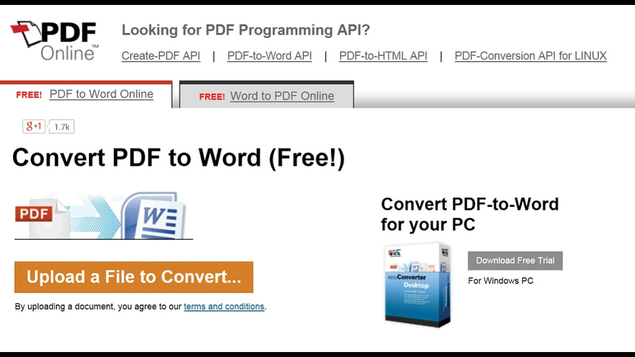 pdf to ebook converter online