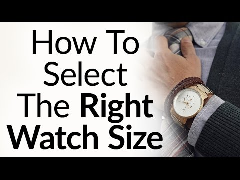 watch size guide for small wrist