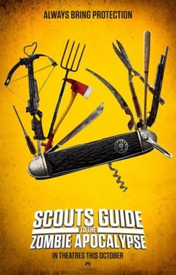 scouts guide to the zombie apocalypse wiki