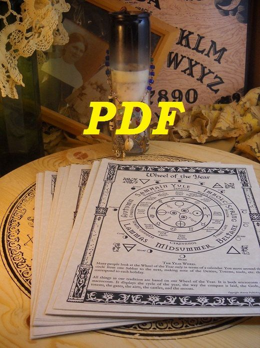 the complete book of witchcraft pdf