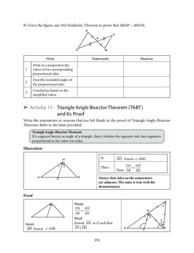 proving congruent triangles using statements reasons worksheet pdf