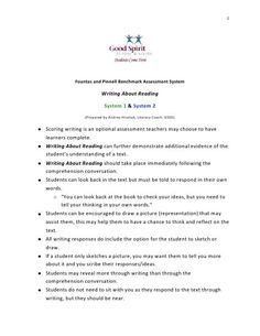 reading and writing curriculum guide slideshare