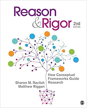 reason & rigor how conceptual frameworks guide research