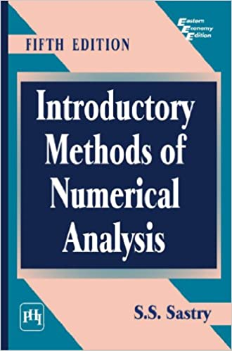 relaxation method in numerical analysis pdf