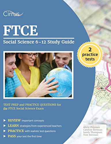 social science 6 12 study guide