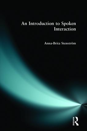 strenstom a 1994 an introduction to spoken interaction pdf
