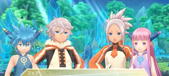 summon night 6 lost borders trophy guide