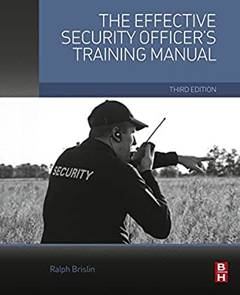 supervisory training manual security sosia