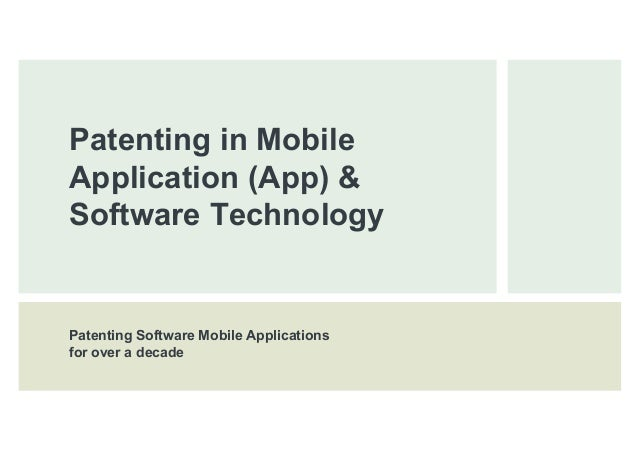 used of soap technology in a mobile application