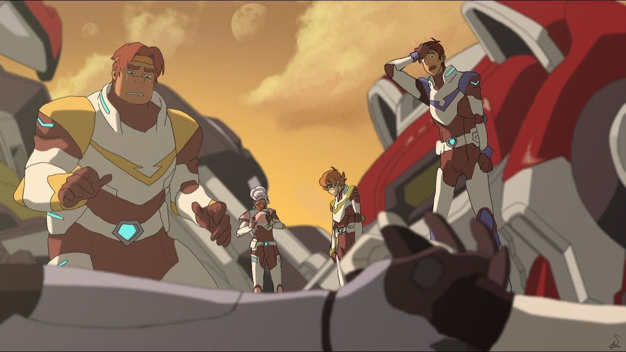 voltron legendary defender season 4 episode guide