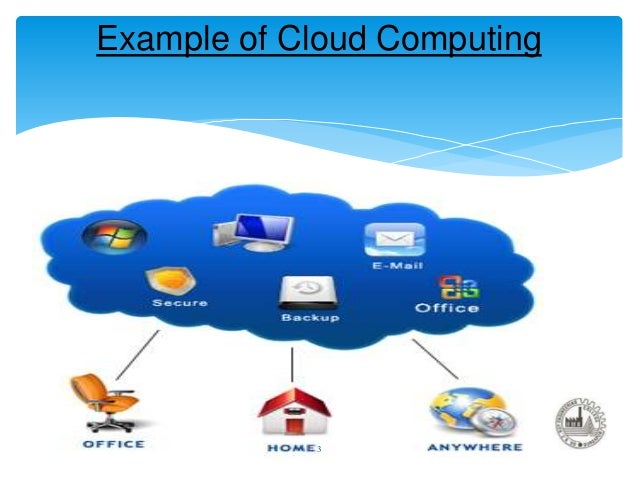 what is cloud computing with example pdf